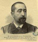 Image of Georges Gilles de la Tourette