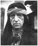 Woody Allen's Zelig as an Indian